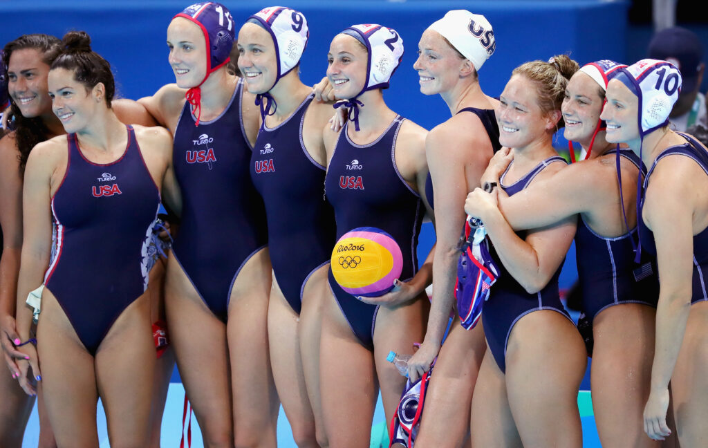 Join A waterpolo Team