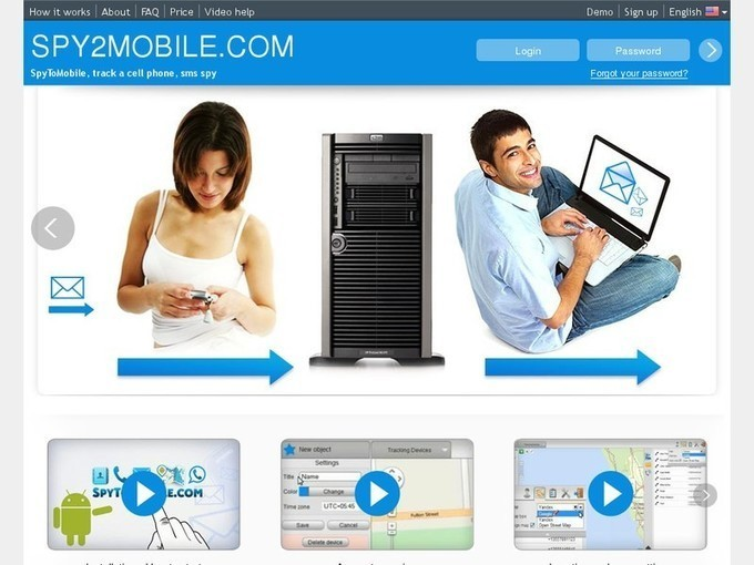Remote cell phone spy software without target phone